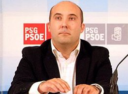 José Manuel Lage, diputado del PSdeG