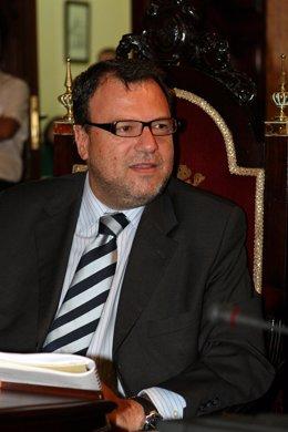 Alfredo Sánchez Monteseirín, alcalde de Sevilla