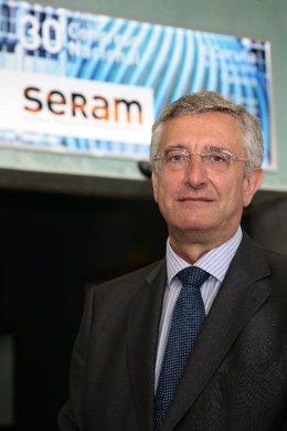 Eduardo Fraile, nuevo presidente de la SERAM
