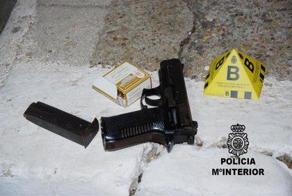Dos detenidos como presuntos autores de los disparos que hirieron a un joven en el Cerro de Reyes de Badajoz