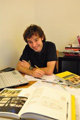 El arquitecto Israel Nagore.