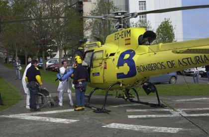 Bomberos de Asturias incorporará a lo largo de este año a 76 auxiliares y a nueve conductores