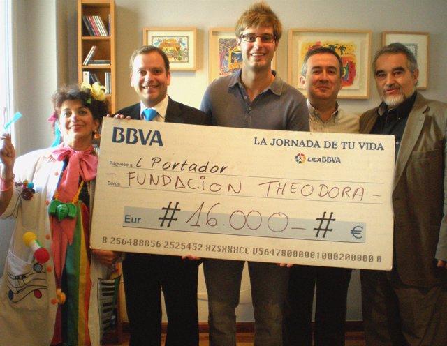 Jornada BBVA de la Fundación Theodora