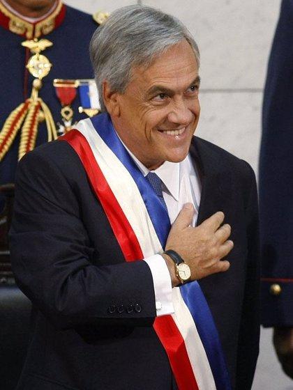 Piñera legislará para que se aprueben en Chile las uniones de hecho