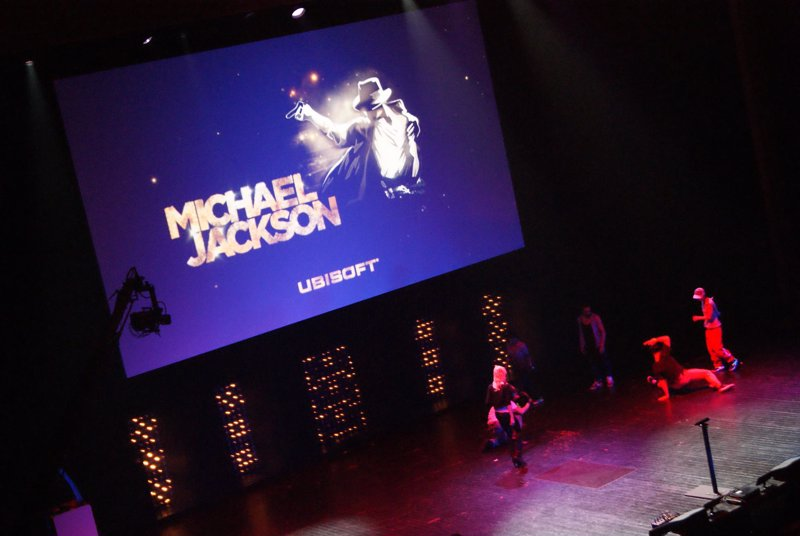 Bailarás como Michael Jackson gracias a UbiSoft == Ubisoft Plans Michael Jackson Music-Based Game