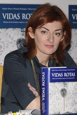 Maite Pagazaurtundua presenta el libro 'Vidas rotas'
