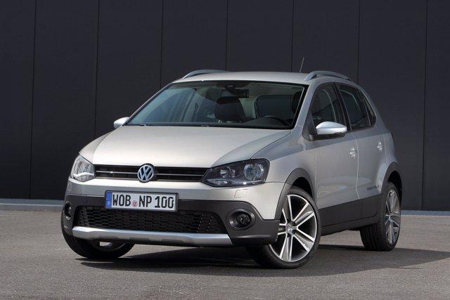 Nuevo Volkswagen Cross Polo