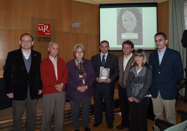 Libro Universidad de La Rioja