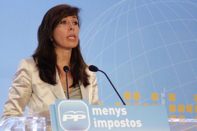 Alicia Sánchez Camacho