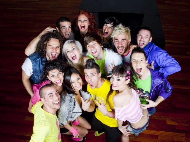 El Musical 'Fama ¡A Bailar!