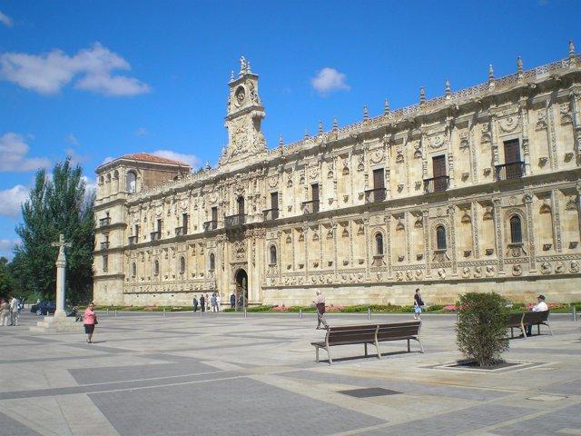 Parador de San Marcos de León