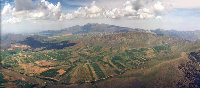 La mina soriana de Borobia.