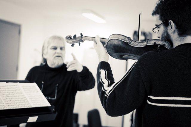 La Academia de Estudios Orquestales ofrece dos conciertos el 21 de junio, Día Eu