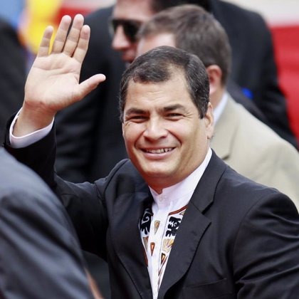 """Correa dice que un nuevo ataque colombiano contra Ecuador tendrá una """"respuesta militar inmediata"""""""