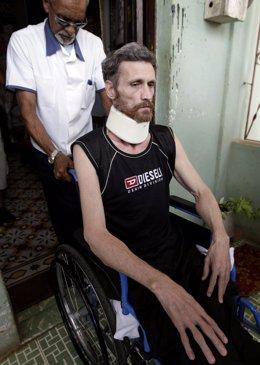 Ariel Sigler, preso político cubano