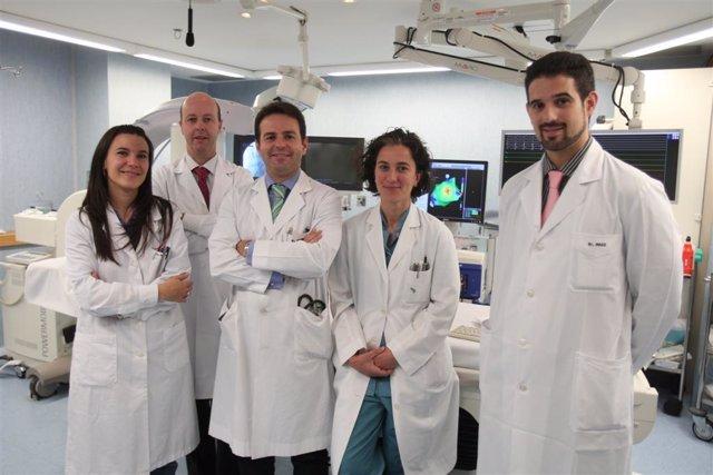 Investigadores CIMA-Universidad Navarra