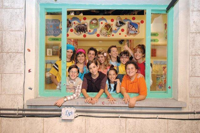 Presentadores de Disney Channel