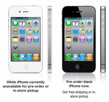 Apple vende 1,5 millones de iPhone 4