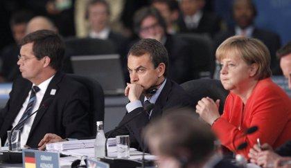 Zapatero ve lejos un acuerdo global sobre cambio climático