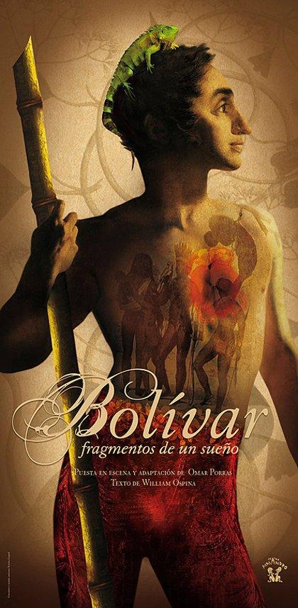 Un Simón Bolívar poliédrico centra la obra que el Teatro Malandro lleva hoy y mañana al Festival Grec