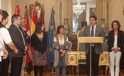"""El alcalde de Vitoria señala que la capitalidad de Euskadi es """"incuestionable"""""""