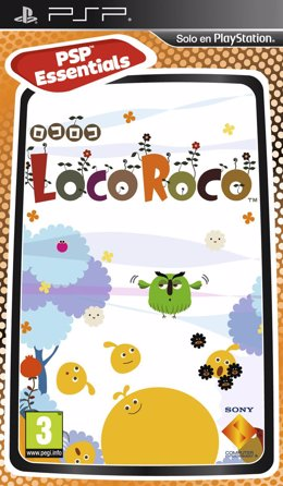 LocoRoco edición Essential