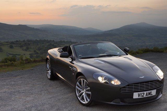 Nuevo Aston Martin DB9