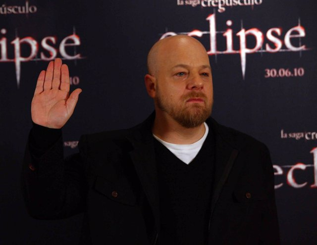 David Slade, director de Eclipse