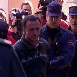 Santiago Del Valle, Presunto Asesino De Mari Luz