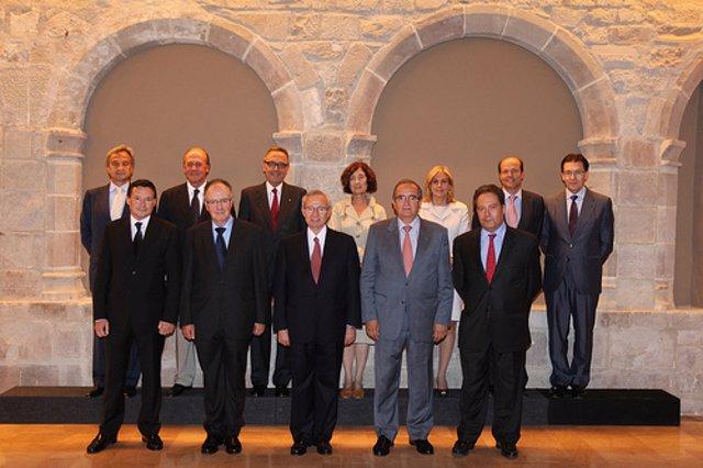 El nuevo pleno de la Cámara de Barcelona