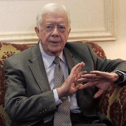 Jimmy Carter recibe el jueves el Premi Internacional Catalunya 2010