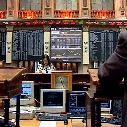 El Ibex 35 pierde un 2,2% al comienzo de la sesión