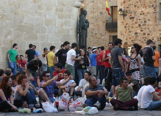 Festival Womad de Cáceres