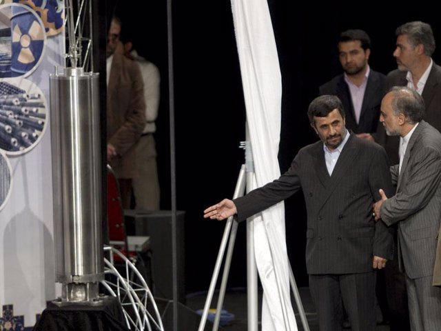 Las nuevas centrifugadoras de Irán