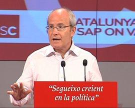 """Montilla advierte que """"la sentencia del TC debilita la unidad de España"""""""