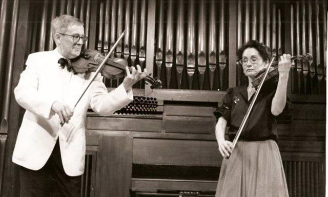 Luis Michal y Martha Carfi