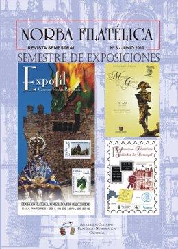 Revista filatelia