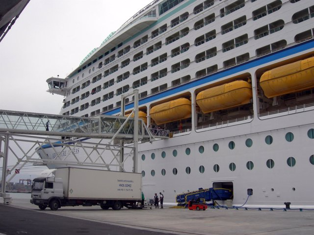 Embarque en el Adventure of the Seas
