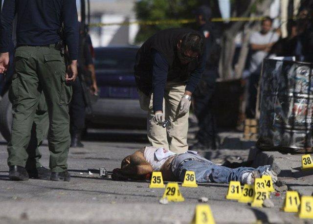 Narcotráfico, Ciudad Juárez, México