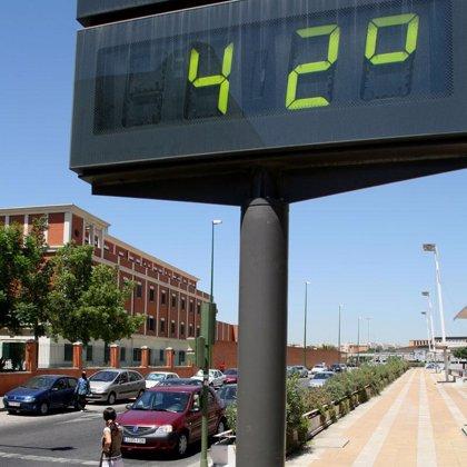 Alerta naranja hoy en Córdoba, Huelva y Sevilla por altas temperaturas y amarilla en Almería, Cádiz y Jaén