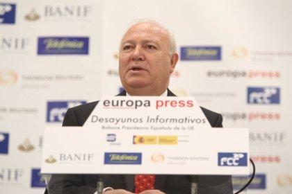 Moratinos no tiene noticia de que De Juana Chaos esté en Venezuela