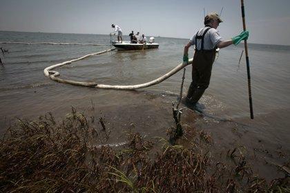 El vertido de crudo en el Golfo de México alcanza los 2.490 millones