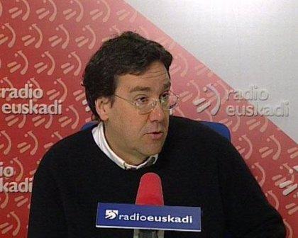 """Economía/Finanzas.- El presidente de Caja Vital cree que PSE propondrá """"un nombre asumible"""" para la presidencia"""