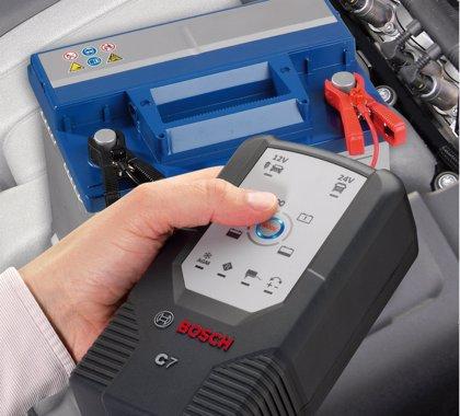 """Bosch desarrolla dos nuevos cargadores """"inteligentes"""" de baterías"""
