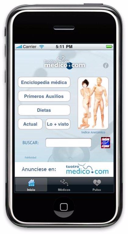 El médico en tu smartphone