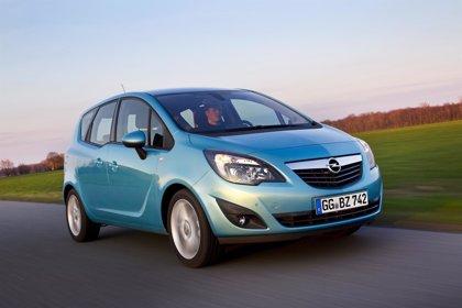 Opel incorpora tres nuevos motores diésel al Meriva