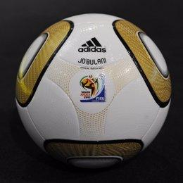El Jo'bulani, Balón De La Final