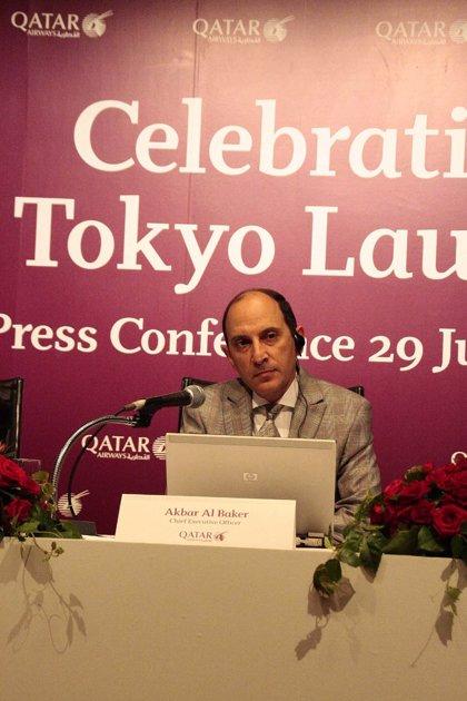 Economía/Empresas.- Qatar Airways aumentará su red hasta 120 rutas en los próximos tres años
