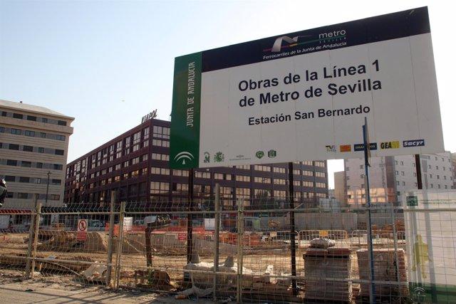Sevilla afronta un nuevo impulso al metro.