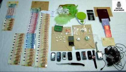 La Policía Nacional desarticula en Almendralejo un punto negro de venta de droga y detiene a su responsable